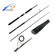 SPR116 aparejos de pesca de carbono Naro spinning rod