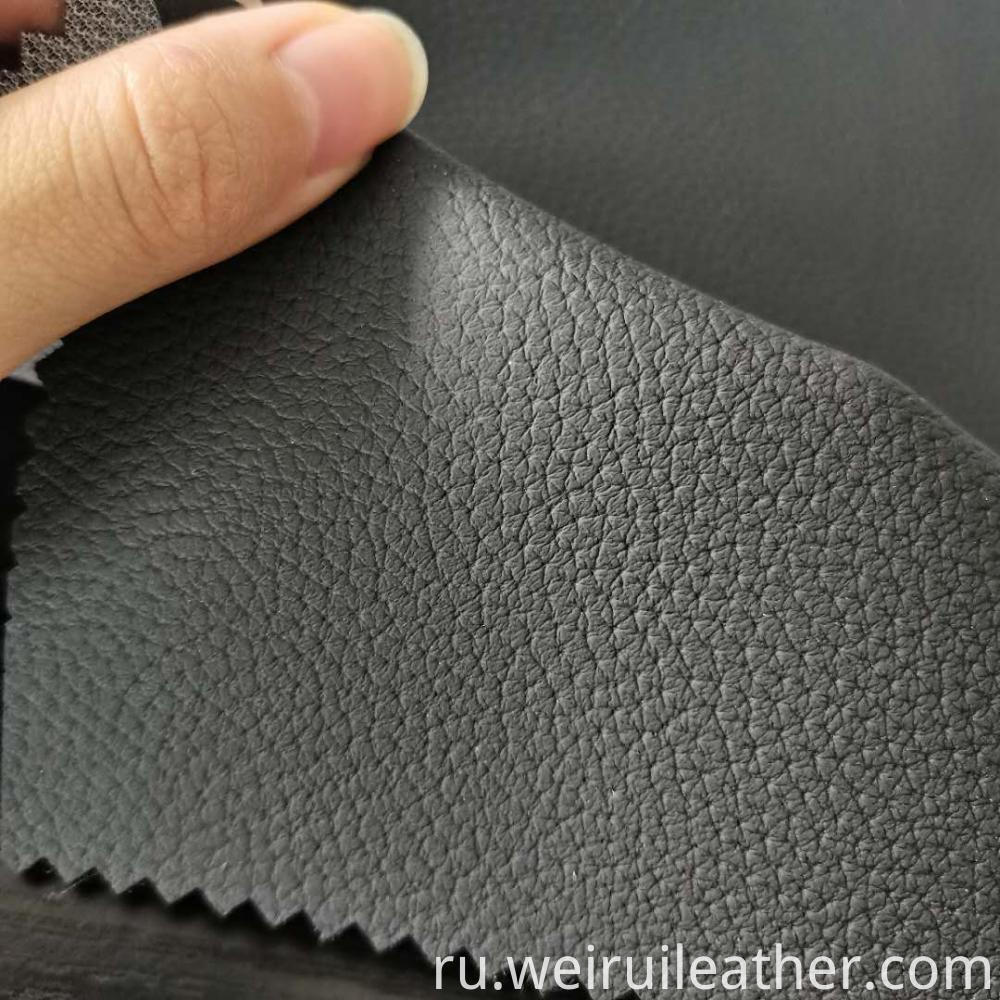 Soft Leather Fabric Pvc Leather