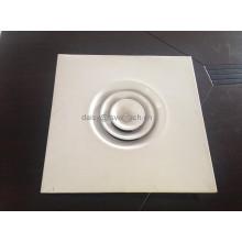 Diffuseur de plafond rond de climatisation de remplacement circulaire