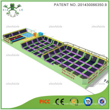 China Customized, Available Size Indoor Trampoline Park