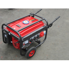 Portable Generator with Handle and Wheels HH2800-B03 2kw