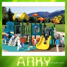 2015 nature kids outdoor playground equipment
