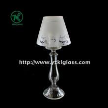 Одностенный подсвечник для столовой посуды с лампой (DIA10 * 30)