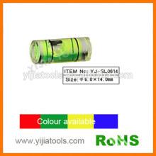 Bolha mini nível com norma ROHS YJ-SL0614