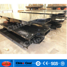 gauge 600mm flatbed mining car from Chinacoal Group