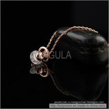 VAGULA небольшой дизайн Сайер циркон ожерелье (Hln16360)