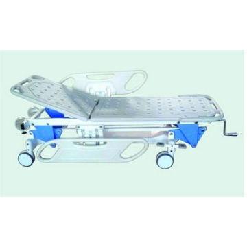 Manuelle Krankenhaus Medizinische Patient Transprot Stretcher Trolley (F-4)