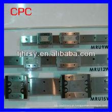 Taiwan CPC Guia linear MR12WL SU / ZU