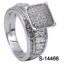 New Designs 925 en argent sterling Fashion Jewelry Lady Ring (S-14466)