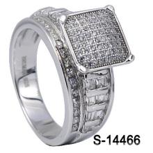 New Designs 925 prata esterlina moda jóia da jóia anel (s-14466)