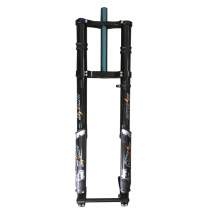 KKE 110mm 20mm  MTB front fork for 19 inch motorcycle tire ebike 26*3.0 inch tyre electric bicycle