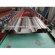 Máquina de formar piso de la plataforma