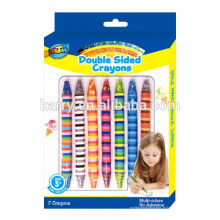 crayon multi-points