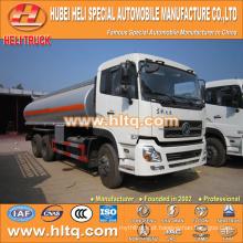 Novo preço de venda de combustível DONGFENG 6X4 22000L barato na China