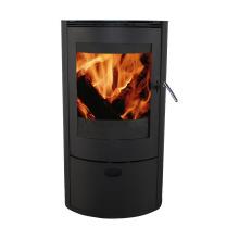 Morden madeira longa fogão a lenha para aquecimento doméstico WM212