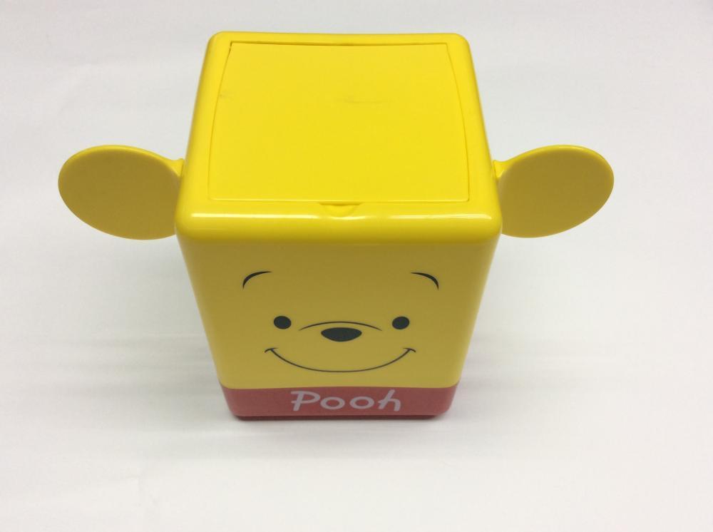 Plastic Children Cartoon Storage Box