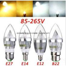 Ce y Rhos E14 3W LED Bulb Candle