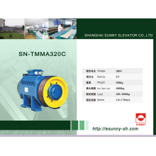 Gearless Traction Machine for Elevator (SN-TMMA320C)