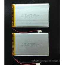 Hohe Qualität 3.7 3600mAh Li-Polymer Akku für Power Bank 506890