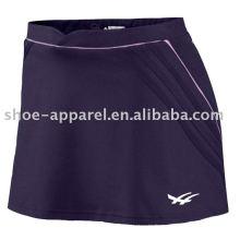 Marque de tennis confortable porter des jupes en gros