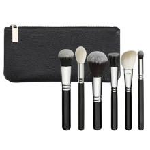 De alta calidad 6 clásico cosméticos cara pincel set (st0602)