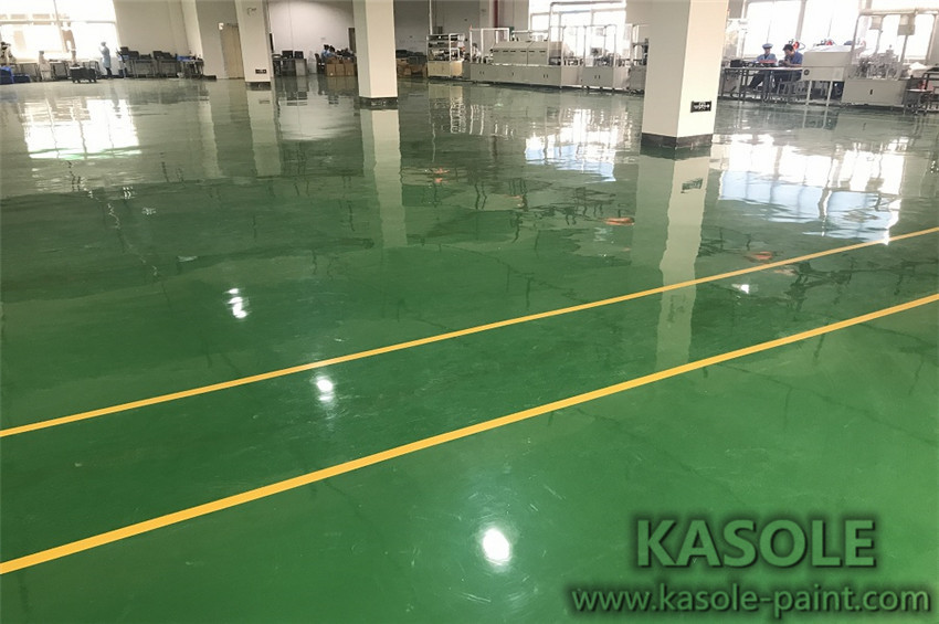 Epoxy Skin Anti Static Flooring