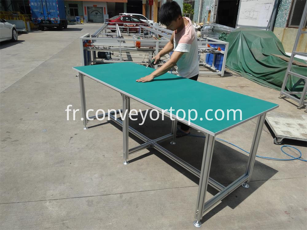 Package PVC Table
