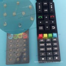 Custom Elastomer Silicone Rubber Button for Remote Controller