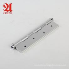 Bisagra de puerta de aluminio de acción simple