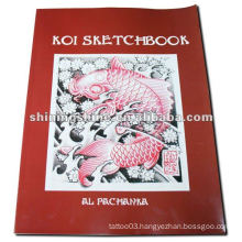2016 hot sale tattoo flash picture book for sale