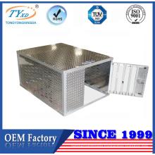 Manufacturer High Quality OEM single aluminum dog box
