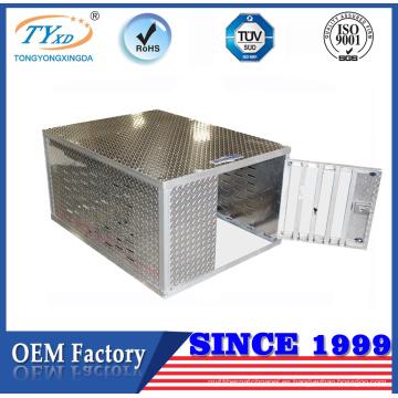 Caja de aluminio del perro del OEM de alta calidad del fabricante