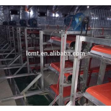 высокое качество завод цена оборудование цыплятины для бройлеров навоза удалить