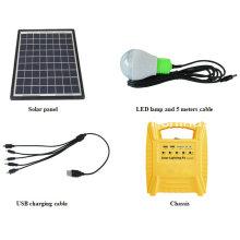 Kit de Iluminación Solar 10W