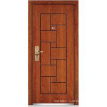 Стали деревянные бронированные двери (ЖЛ-G9008)