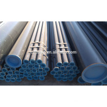 Kohlenstoff nahtlose Stahlrohr / ASTM A53 Grade B Nahtlose Rohre