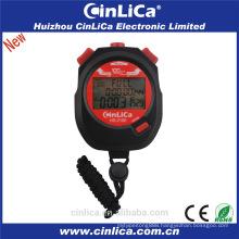 HS-2100 100 lap/split memory stopwatch digital chronometer