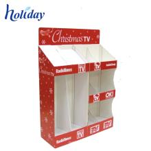 Китай Индивидуальные Рождественские Рекламные Рождественский Подарок Дисплей Паллета Картона