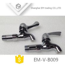 EM-V-B009 Bibcock d'eau à long corps en laiton poli