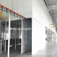 Environmental-Friendly Powder Coating System with Bridge Curing Oven