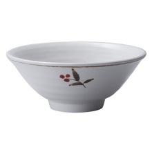 Меламин японский и Корея Стиль посуда/Рамен чаша (AT585)