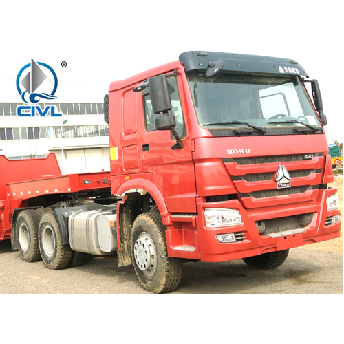 Camion tracteur 6 x 4 HOWO
