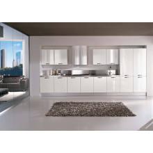 Cabinet de cuisine très brillant sur mesure (P-033)