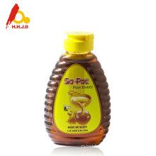 Pure natural raw polyflower honey