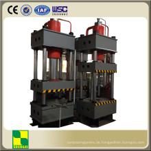 Hydraulische Hochgeschwindigkeits-Viersäulenpresse Press