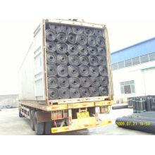 Straßenbau PP Biaxial Geogrid 30knx30kn