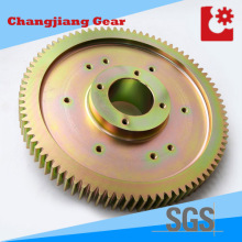Gear with Keyway and Screw Bore