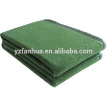 Verde oliva 100 fibra Hotel y militares utilizan mantas
