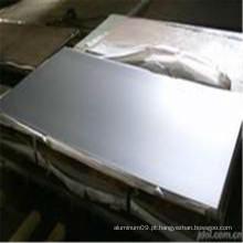 6181A Folhas / pratos de liga de alumínio