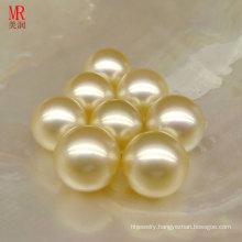 11mm Genine Southsea Gold Loose Pearls